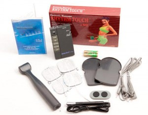 Rhythm Touch 2-Way Complete Kit from Pain Relief Essentials