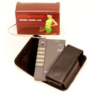 Rhythm Touch Leather Case and Belt Clip