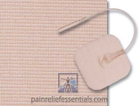 4 Pac TENS Electrodes and Adhesive Gel Pads for Electrical Muscle Stimulators and TENS