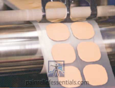 TENS and EMS electrodes under production