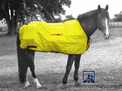 12 pad Thermotex infrared horse blanket