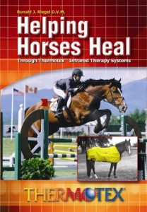 Helping Horses Heal with the Thermotex horse blanket