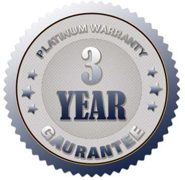 Advanced Foot Energizer Platinum Warranty