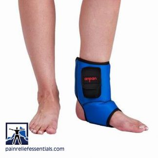 cordless infrared heating ankle wrap