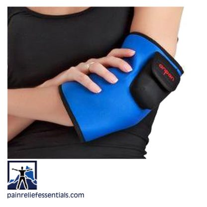 cordless infrared heating elbow wrap