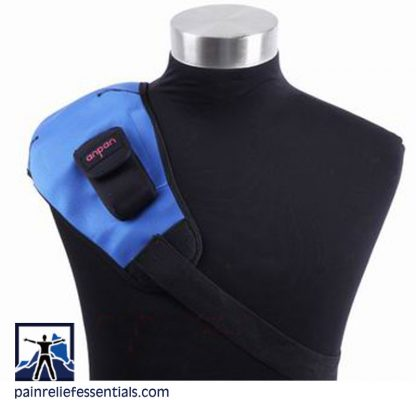 cordless infrared heating shoulder wrap