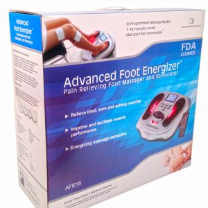 Advanced Foot Energizer in Box
