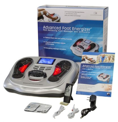 Advanced Foot Energizer and Accessories
