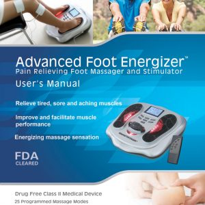 Advanced Foot Energizer User Manual Cover