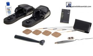 Rhythm Touch 2 Way Electrical Stimulator - deluxe package from Pain Relief Essentials