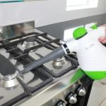 Using the Smart Living Steam JR in the kitchen