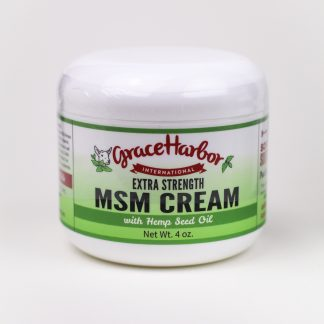Extra-Strength MSM Cream 4 oz