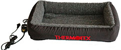 large thermotex pet bed