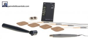 Rhythm Touch 2 Way Electrical Stimulator - Complete Kit from Pain Relief Essentials