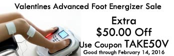 """Use Coupon """"TAKE50"""" at Pain Relief Essentials to save $50 By February 14, 2016"""
